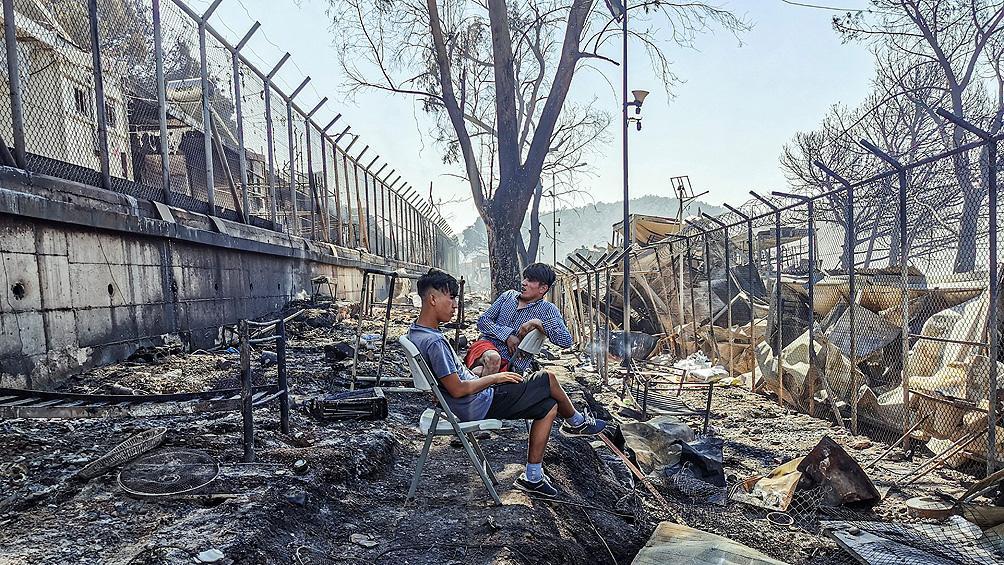 Incendioi Grecia 1